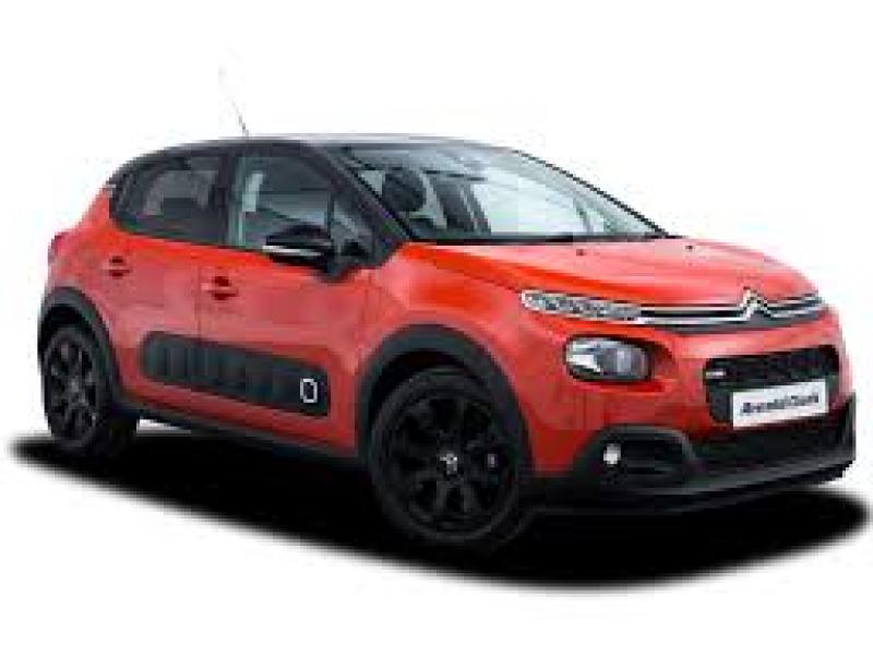 Citroen C3 Car Hire Deals