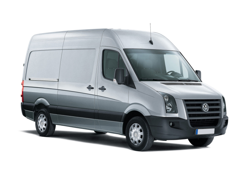 Volkswagen Crafter Car Hire Deals