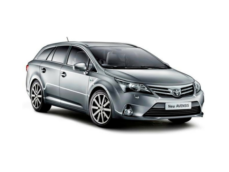 Toyota Avensis Car Hire Deals